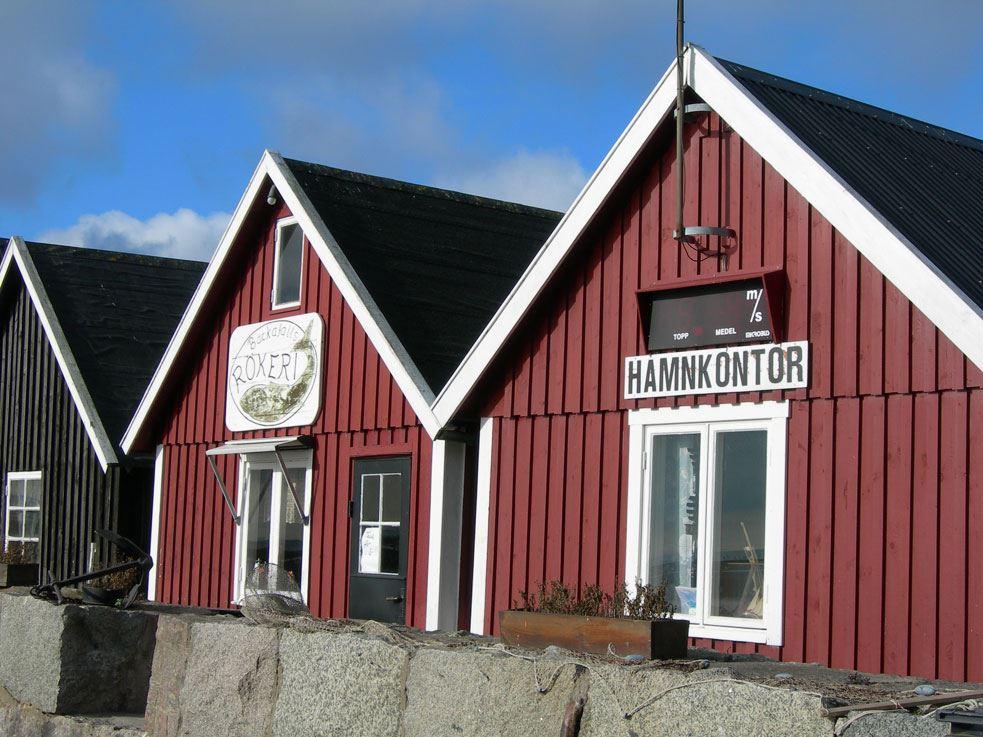 © Turistbyrån Landskrona-Ven, Fiskboden-Ven