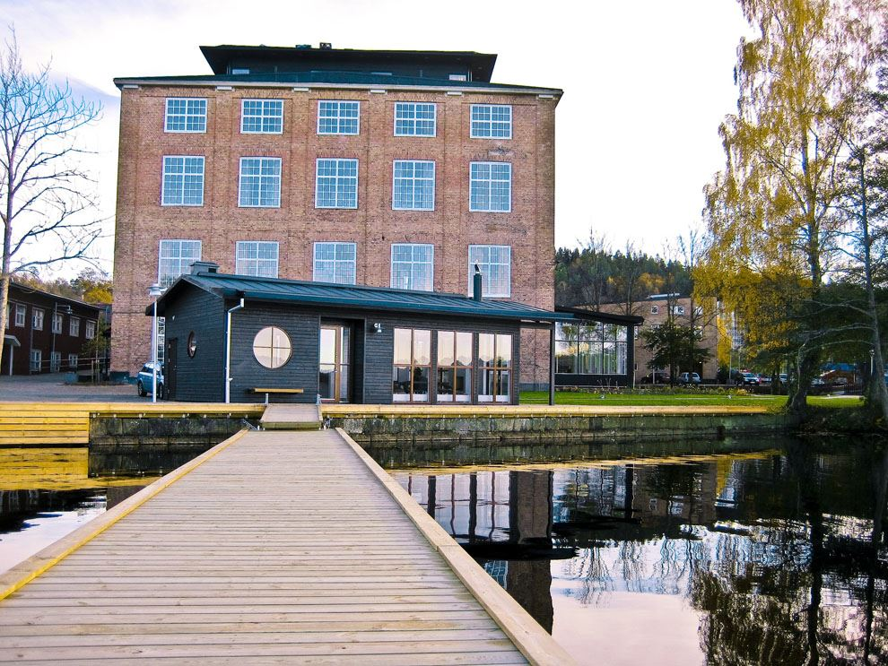 Nääs Fabriker Hotell & Rest.