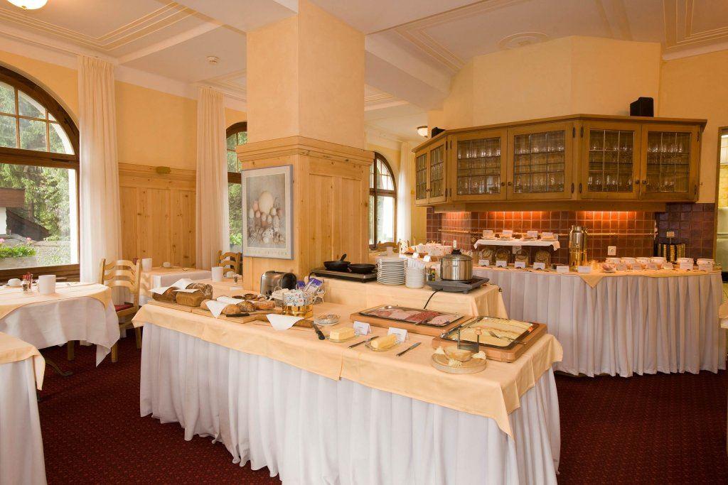 Hotel Alpina - Arosa