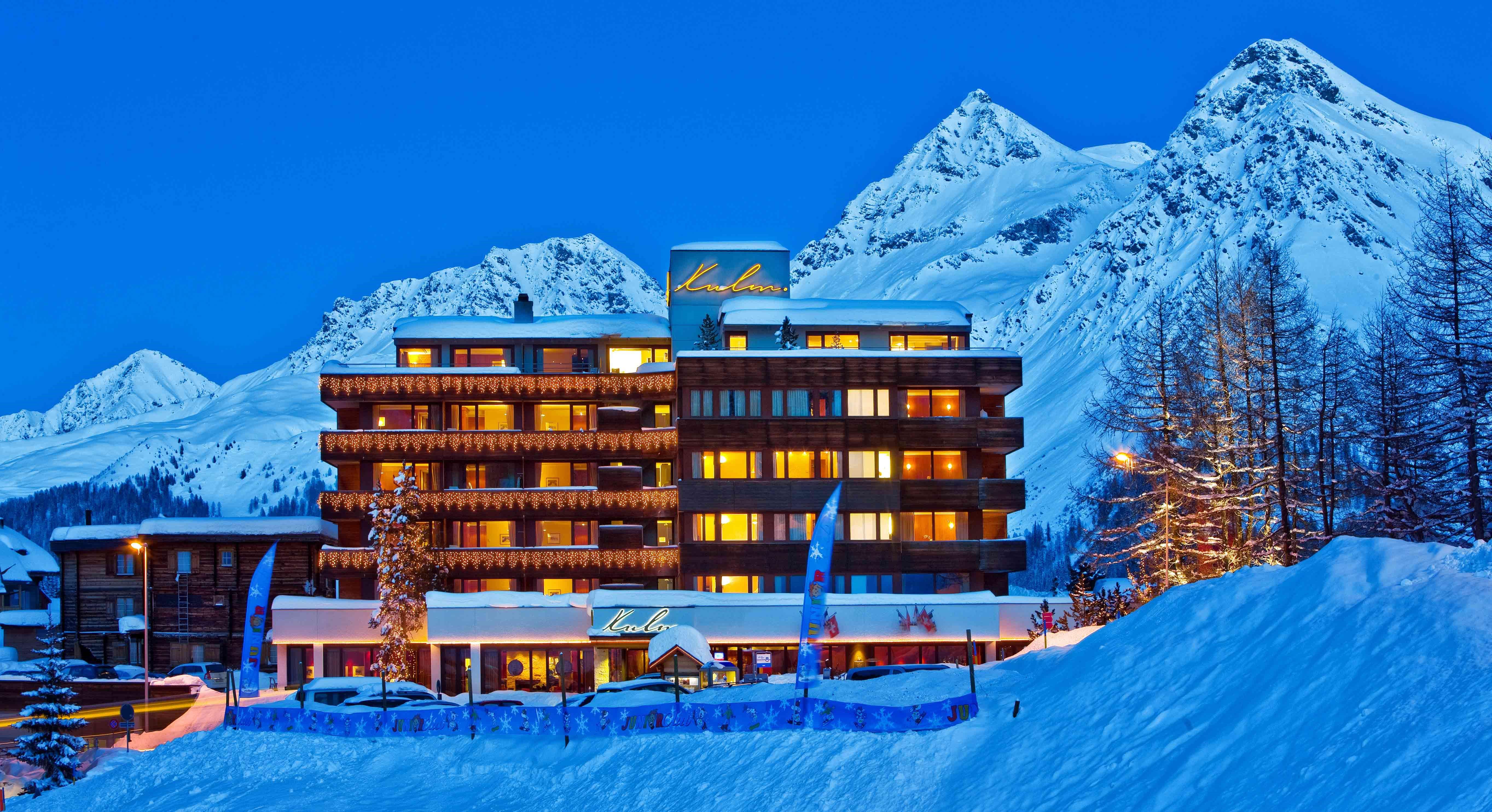 Kulm Hotel Arosa - Arosa