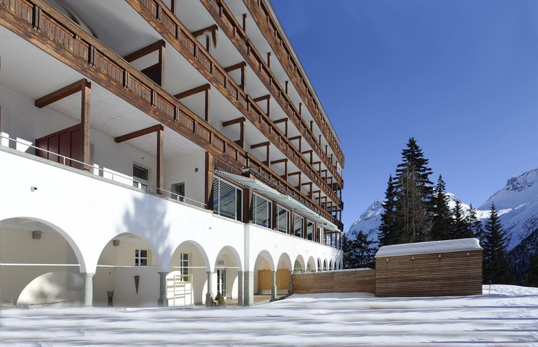 Blatter's Bellavista Hotel - Arosa
