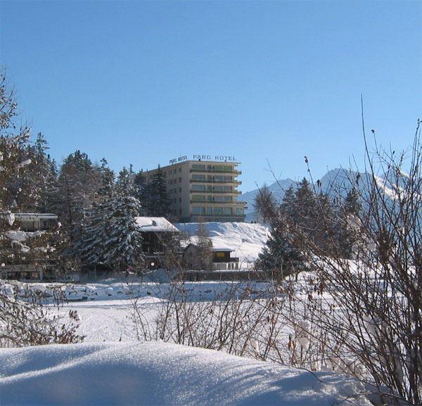 Grand Hôtel du Parc - Crans-Montana