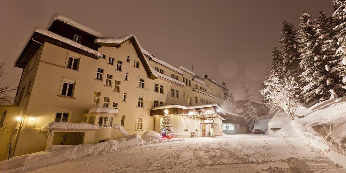 Hotel Alpina & Savoy