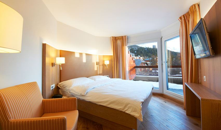 Apart Hotel Helvetia Intergolf - Crans-Montana