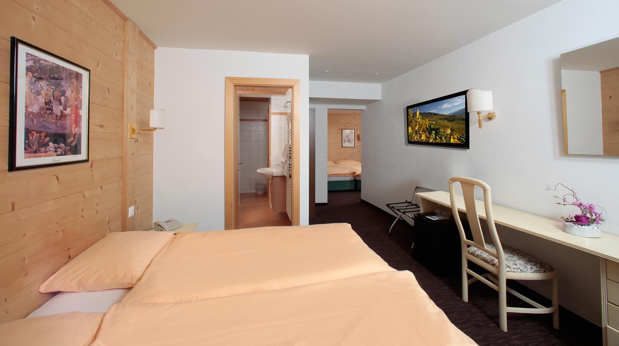 Hotel La Prairie - Crans-Montana