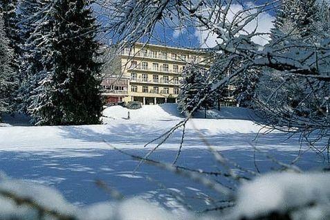 Hotel Lindner Golf Rhodania - Crans-Montana