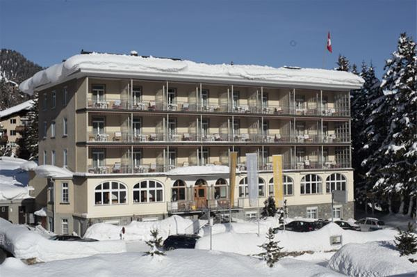 Hotel Edelweiss Davos