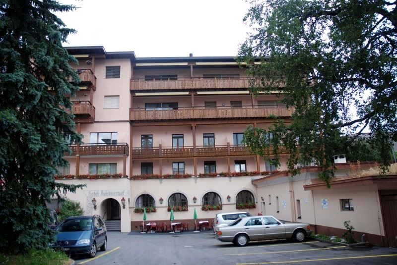 Hotel Bündnerhof - Davos