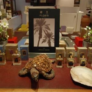 Atelier de création de parfums