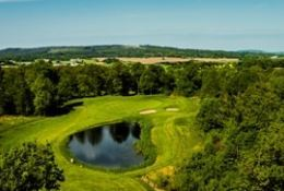 Holms Golfklubb i Halmstad