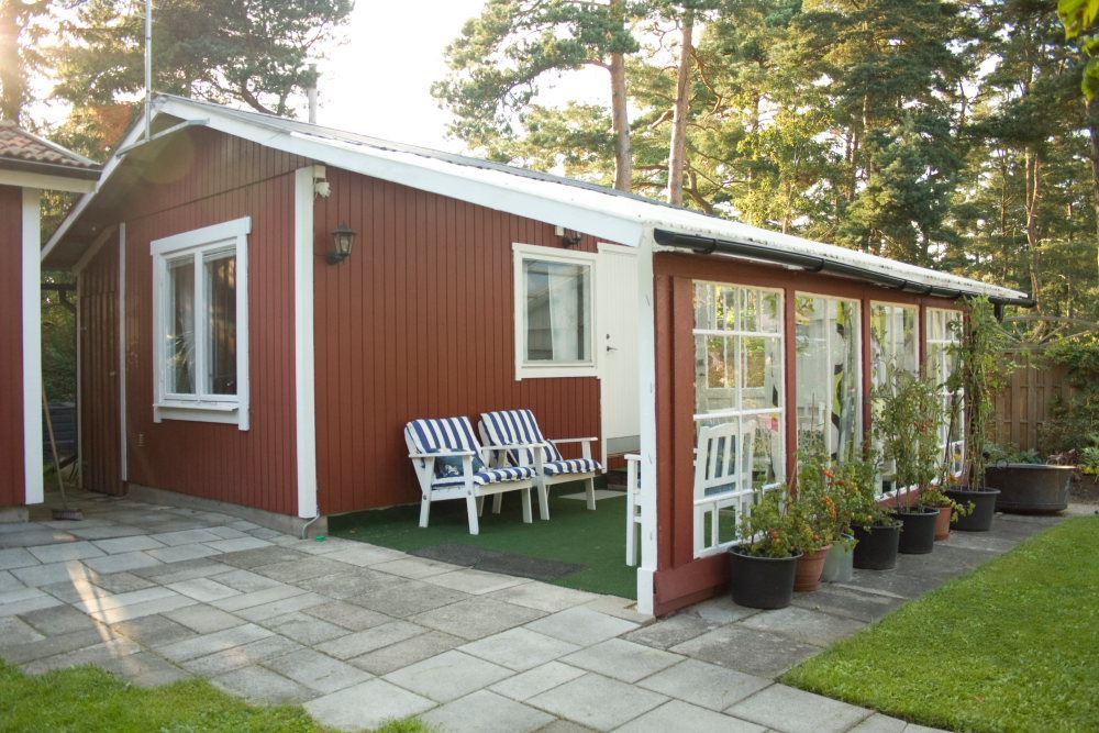 Stuga i Täppet - Åhus (Carin och Gustav Grönwall)