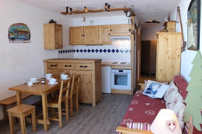 TROIS VALLEES 513 / 2 rooms 4 people