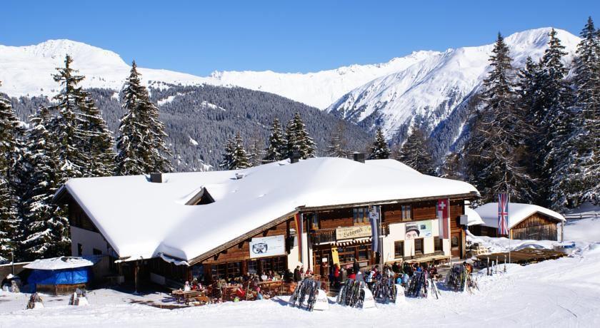 Hotel Ski-und Berghaus Schwendi
