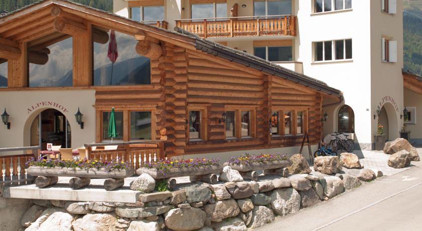 Hotel Alpenhof - Davos