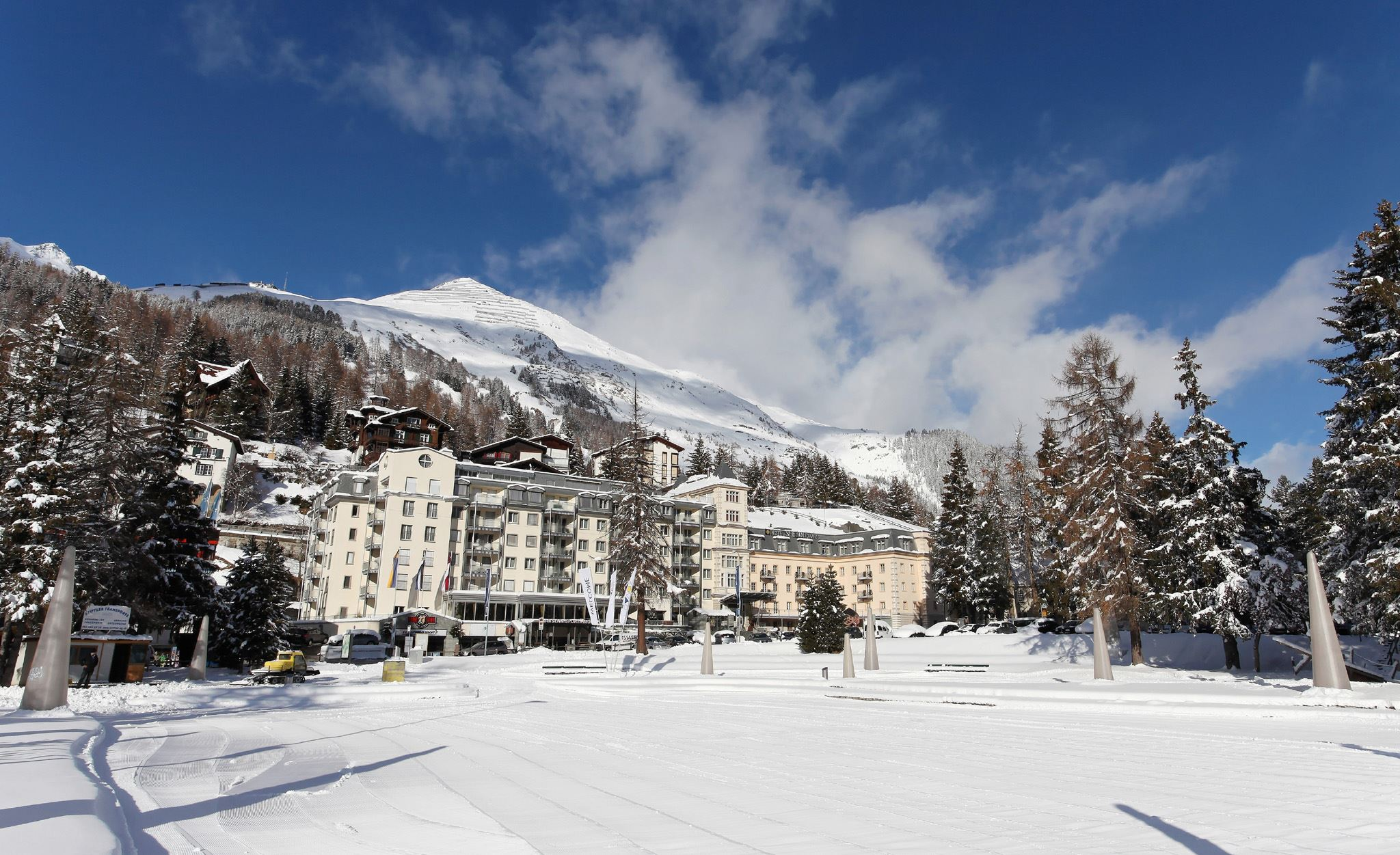 Hotel Alexander - Davos