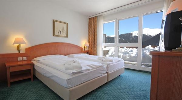 Central Swiss Quality Sporthotel Davos