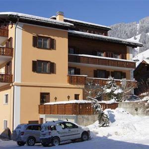 Sporthotel Kurhaus Klosters