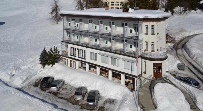 Hotel Alpina - Davos
