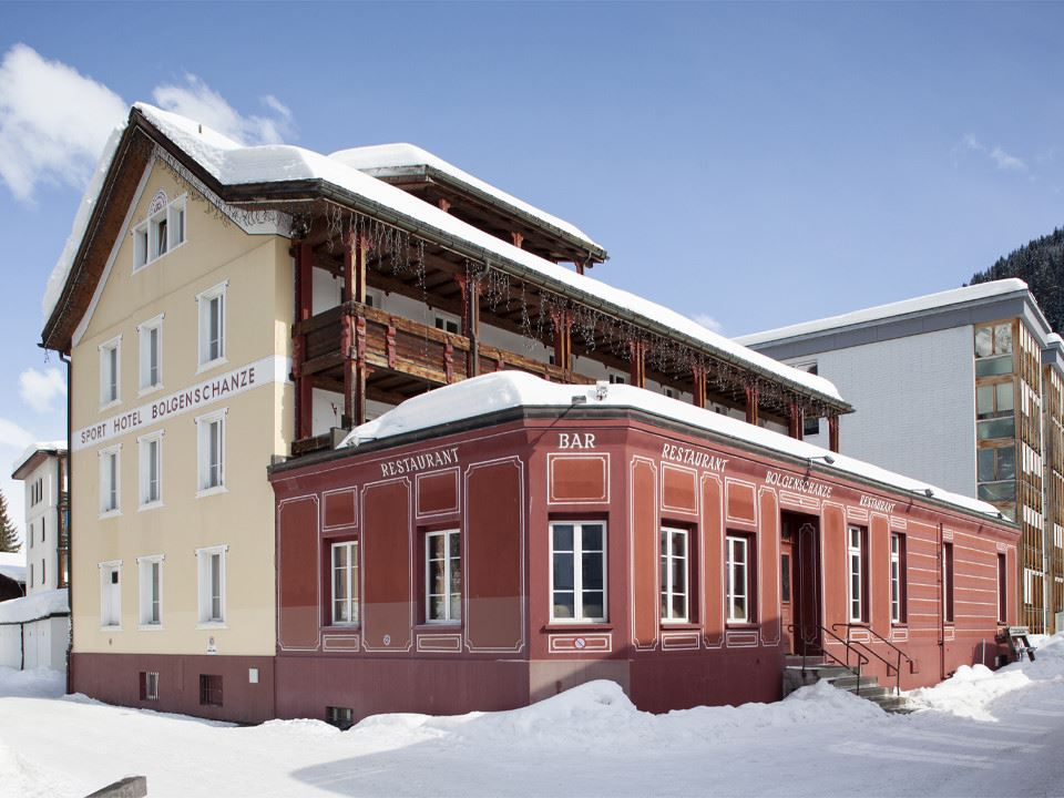 Hotel Bolgenschanze - Davos