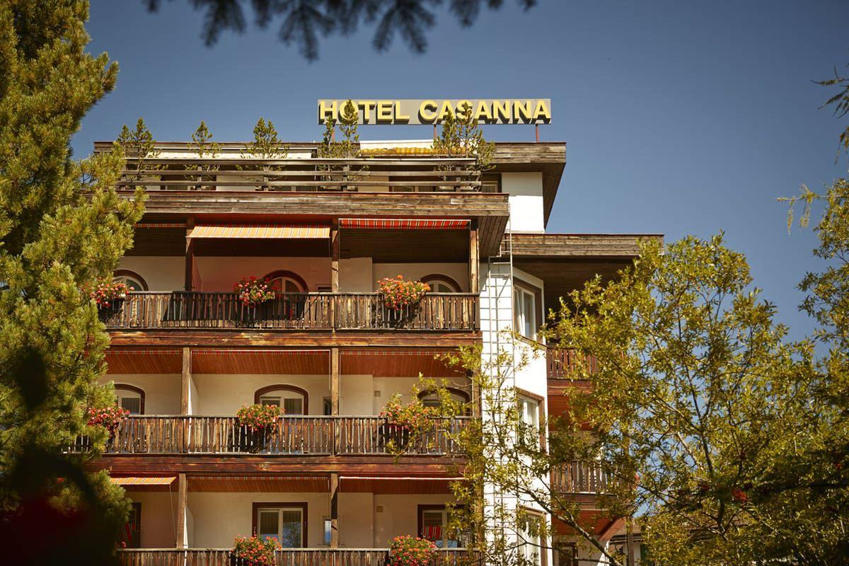 Hotel Casanna - Davos