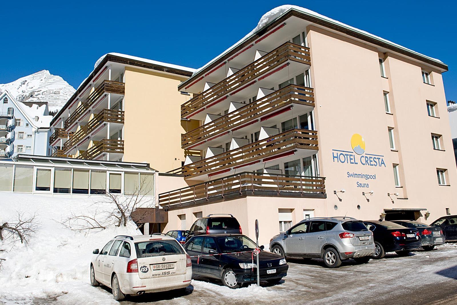 Hotel Cresta - Davos