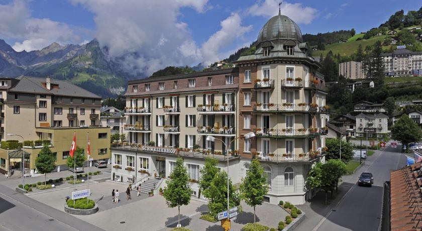 Hotel Schweizerhof - Engelberg