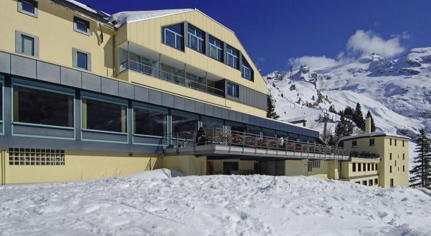 Berghotel Trübsee - Engelberg