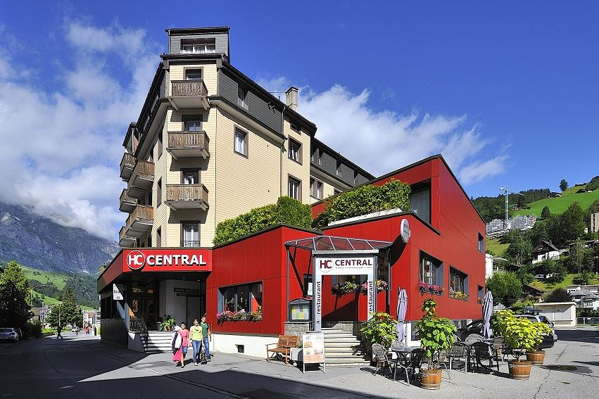 Hotel Central Engelberg