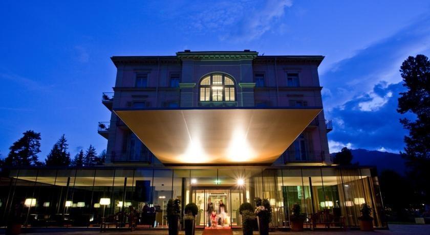 Grandhotel Waldhaus - Flims