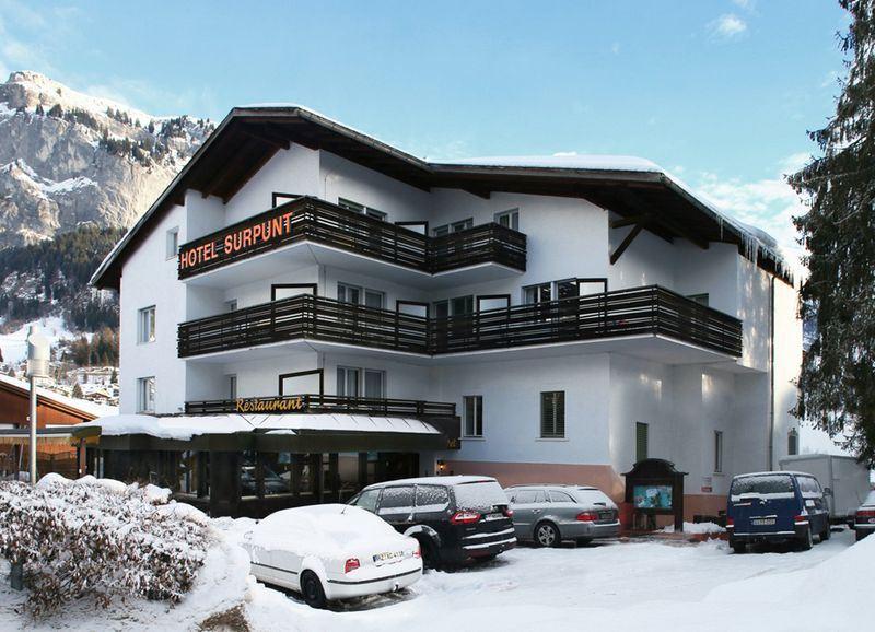 Hotel Surpunt - Flims-Waldhaus