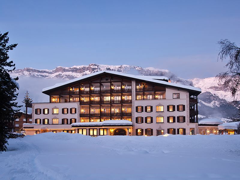 Wellness Hotel Adula - Flims-Waldhaus