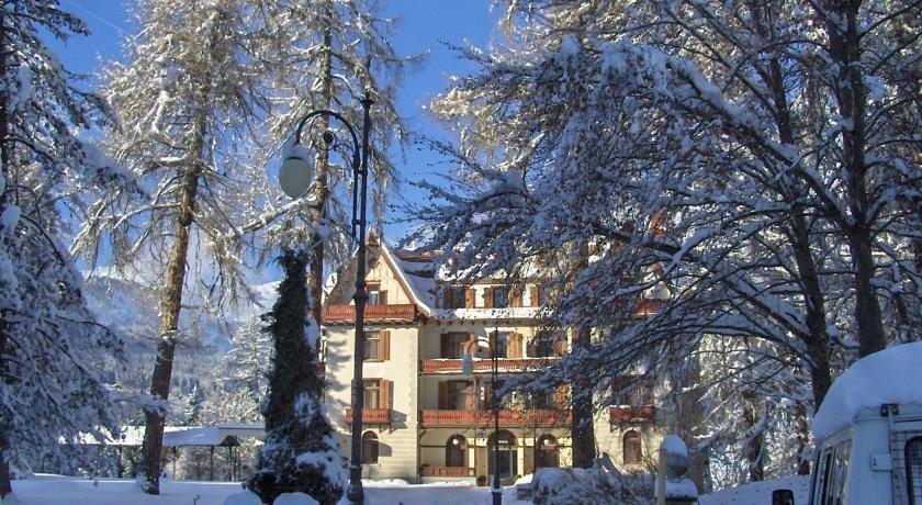 Hotel Villa Silvana - Flims