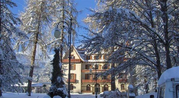 Hotel Villa Silvana Flims