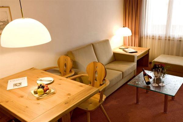 Hotel Laaxerhof Laax-Murschetg