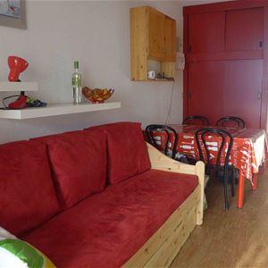 Cime de Caron 1401 / Studio cabine 3 personnes