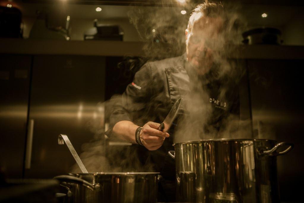 Cooking in Umeå