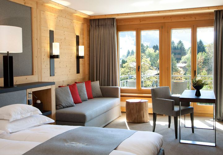 Grand Hotel Park - Gstaad