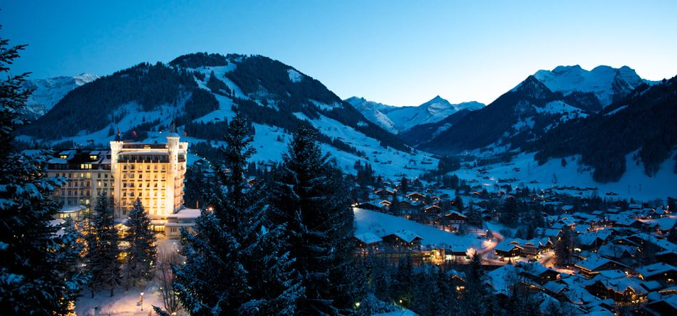 Gstaad Palace - Gstaad