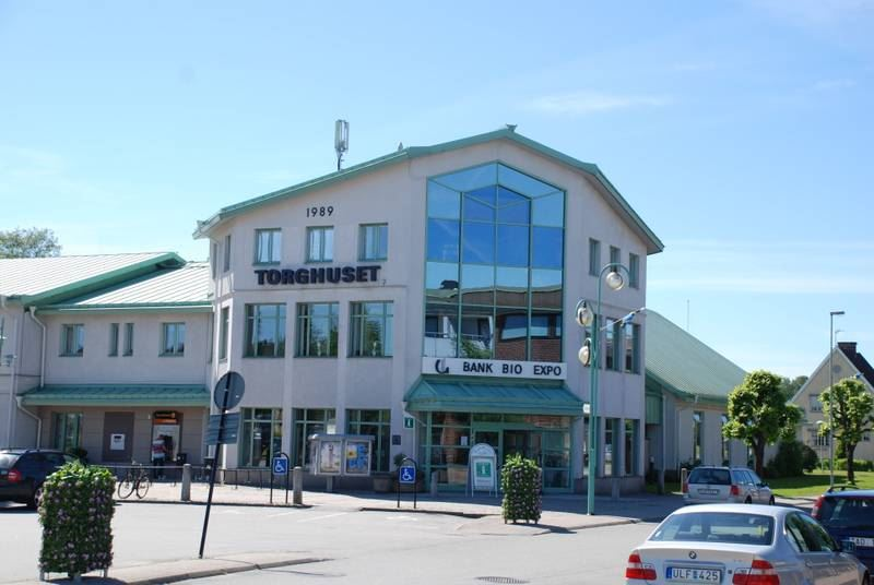 © Gislaveds kommun, Torghuset i Smålansstenar