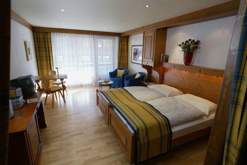 Hotel Bernerhof Gstaad