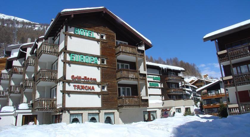Hotel Europa - Saas-Fee