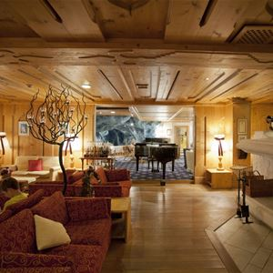 Ferienart Resort & Spa Saas-Fee