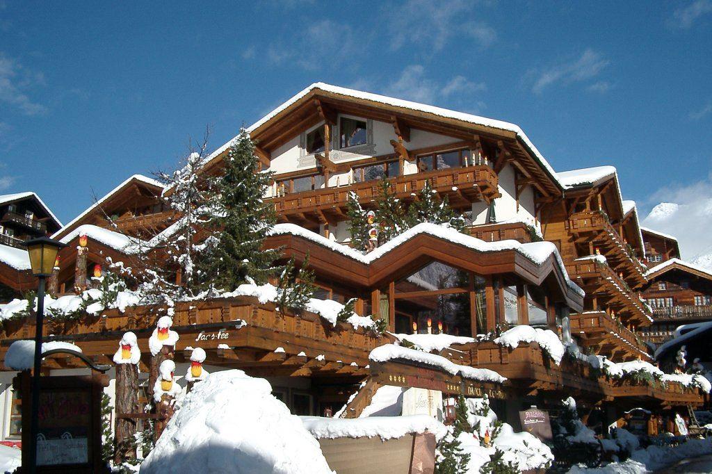 Ferienart Resort & Spa - Saas-Fee