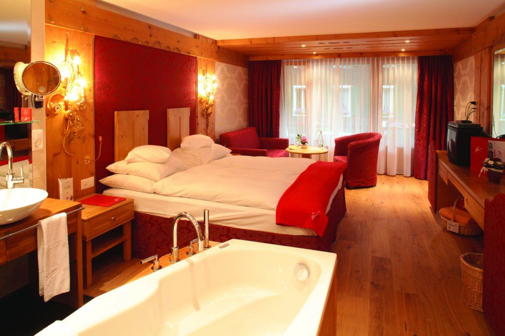 Ferienart Resort & Spa Saas-Fee