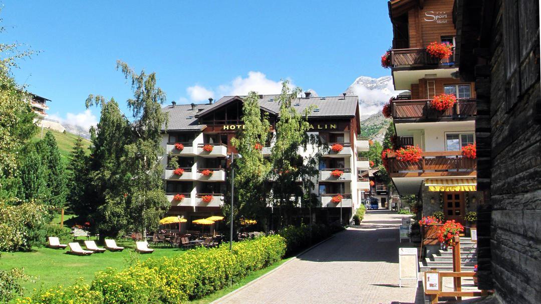 Hotel Allalin Relais Du Silence - Saas-Fee