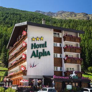 Hotel Alpha Saas-Grund
