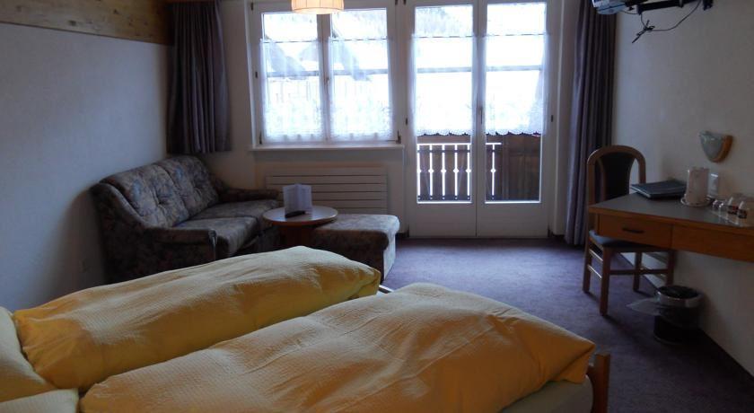 Garni Berghof - Saas-Fee