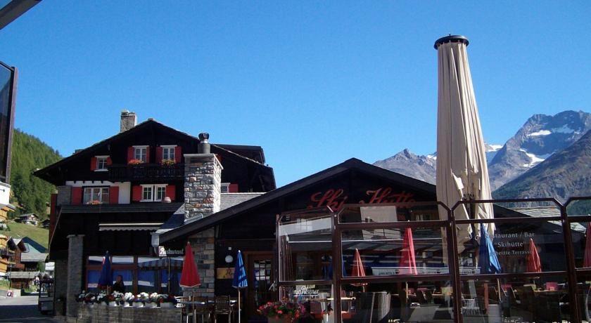 Hotel Burgener Saas-Fee