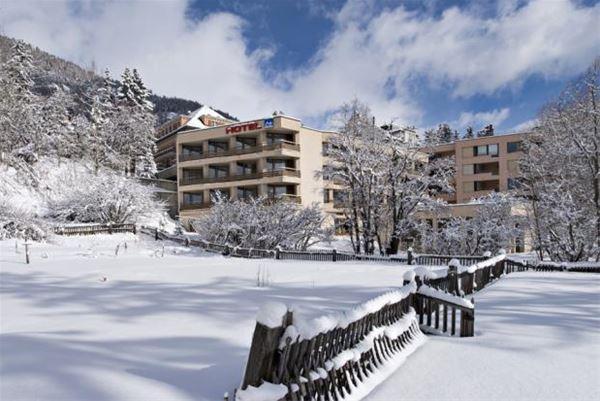 Quadratscha Swiss Quality - St. Moritz