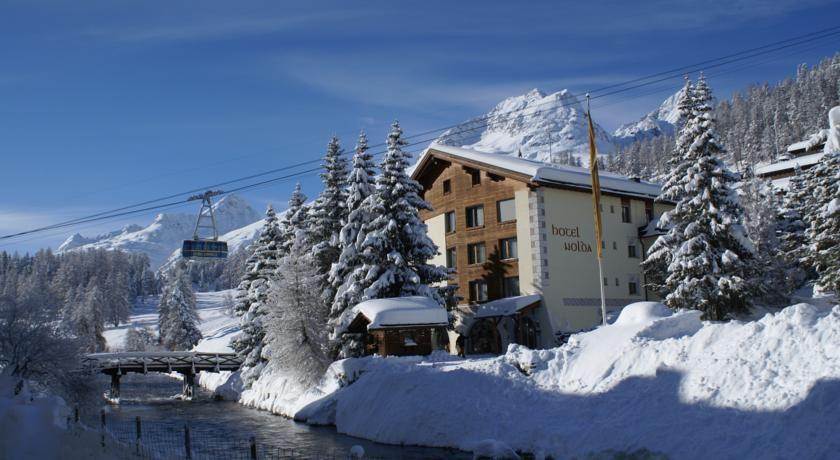 Hotel Nolda - St. Moritz
